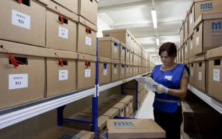 Отражение товаров на хранении в бухгалтерских проводках