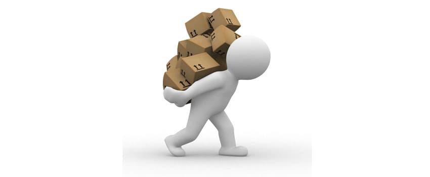 отгружаем товары или продукцию покупателю